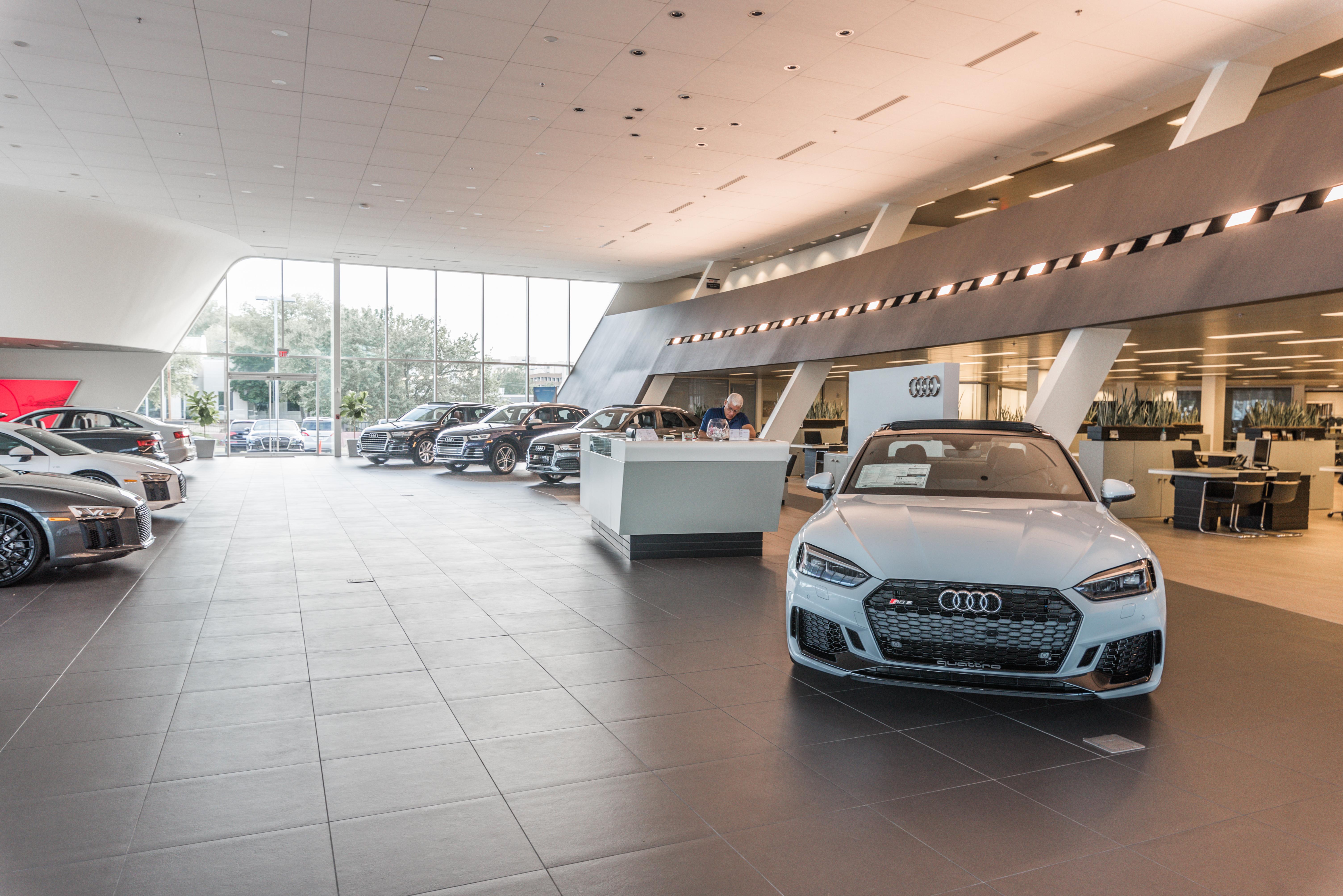 Audi North Atlanta   Arch I Tech Doors